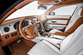 2015 bentley flying spur interior startech infuses the continental flying spur with some style