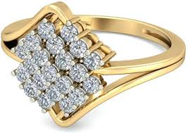 diamond prices rings images Wearyourshine by pc jewellers the nika gold diamond ring price in jpeg