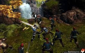 dungeon si e dungeon siege 3 in nuove immagini gamesource