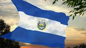 Flag El Salvador Flag And Anthem Of El Salvador Youtube