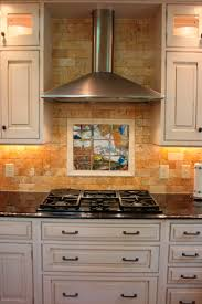 kitchen mural backsplash kitchen tile murals pacifica tile studio