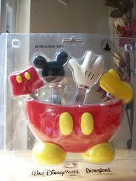 Mickey Mouse Kitchen Set by Disney Mickey Mouse Body Parts Spreader Set Disney Mickey Mouse