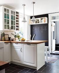 peinturer comptoir de cuisine photos 10 idées pour décorer avec de la peinture à tableau noir