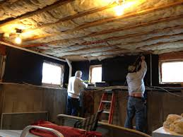 Sound Insulation Basement Ceiling by Basement Soundproofing For Traffic Noise Reduction
