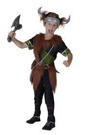 Viking Halloween Costume Women Viking Warrior Boys Fancy Dress Child Kids Costume Helmet