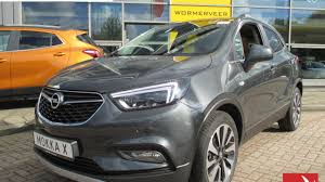 opel mokka 2017 opel mokka x innovation 1 4 turbo 152pk 4x4 automaat youtube