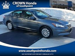 used 2011 honda accord 2 4 lx for sale durham nc ba021245