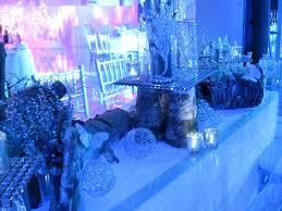 Winter Wonderland Centerpieces Winter Wonderland Theme Parties And Props Rick Herns Productions