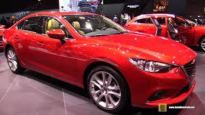 mazda full size sedan 2015 mazda 6 sedan selection skyactiv d 2 2l diesel exterior and