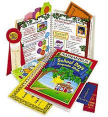 school days keepsake album set we the kindergarten only set and it s great