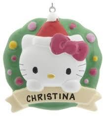 Hello Kitty Christmas Tree Decorations Hello Kitty Christmas