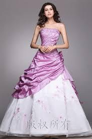 purple white wedding dress white and purple wedding dress cocktail dresses 2016