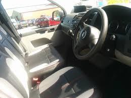 volkswagen minivan 2016 interior sold volkswagen transporter t5 1 t5 van silver 2010 2 0 tdi swb