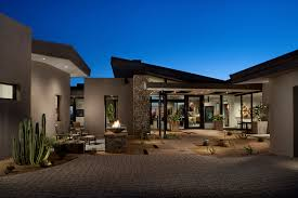 project feature contemporary desert mountain estate living