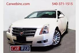 2011 cadillac cts premium for sale used cadillac cts coupe for sale in triangle va edmunds