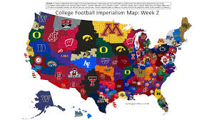 Lsu Parking Map Ot Cfb Imperialism Map The Key Play