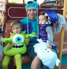Sully Monsters Halloween Costume 17 Family Halloween Costume Ideas Images