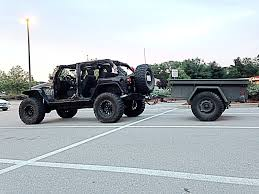jeep wrangler military our m416 military trailer project offroad elements inc
