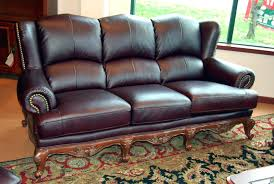 Top Quality Leather Sofas Top Grain Leather Sofa And Loveseat Set Hamptons Reclining Quality