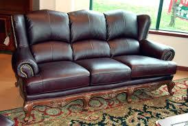 Abbyson Leather Sofa Reviews Abbyson Living Ashton Top Grain Leather Sofa And Loveseat Set