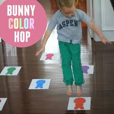 toddler approved bunny color hop for toddlers and preschoolers