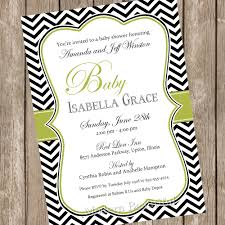 elegant baby shower invitations iidaemilia com