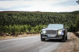 old bentley mulsanne a scottish adventure in the bentley mulsanne gtspirit