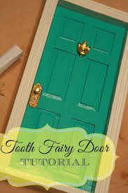 Fairy Door by Britches And Boots A Place I Call Home Tooth Fairy Door Tutorial