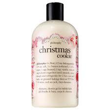philosophy christmas cookie shampoo shower gel bluewater 15 00