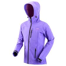 womens purple softshell jacket sepik free delivery over 20