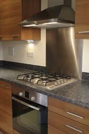 plaque inox cuisine 13 best crédences inox ou aluminium sur mesure images on