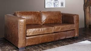 canapé et fauteuil en cuir exceptionnel maison du monde fauteuil cuir 2 canape convertible