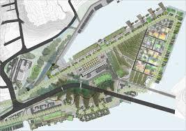 easy on the eye landscape bridge plans for architecture