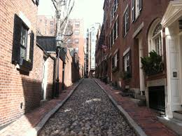 Narrowest House In Boston Old Urbanist New Urbanism On Narrow Streets Rhetoric And Reality