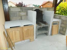 cuisine exterieure beton cuisine d t avec plan de travail en inox so exterieure newsindo co