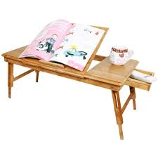 Folding Bed Table Sobuy Portable Laptop Table Desk Foldable Serving Bed Tray Ebay
