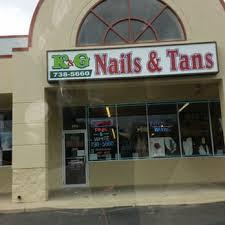 k u0026g nail and tan nail salons 170 pencader plz newark de