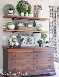 dining room hutch ideas 10 simple ideas for decorating your home your turn to shine link