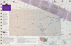 ks map kansas 2017 state map total solar eclipse of aug 21 2017