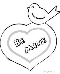 coloring pages of heart hearts coloring page coloring home