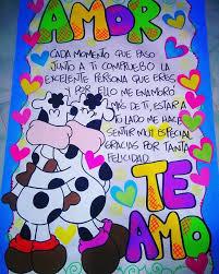 imagenes de carteles de amor para mi novia hechos a mano pin de lorena coy gonzalez en para mi novio pinterest timoteo