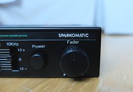 sparkomatic ge50 car equalizer tapeheads tape audio and music