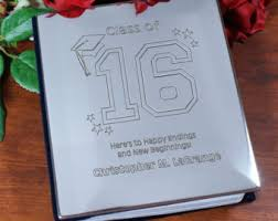 engraved photo albums engraved photo album etsy