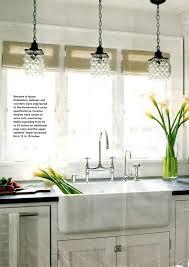 Kitchen Sink Lighting Ideas Above The Sink Light The Kitchen Sink Pendant Lights Kitchen