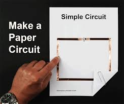 5 free paper circuit templates paper circuits are great