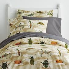 camo bugs kids duvet cover the company store