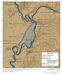 Cairo Illinois Map by Usgs New Madrid Floodway Data Archive