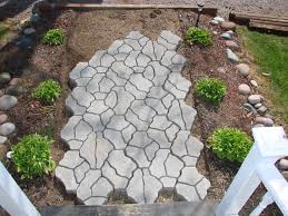 Flagstone Patio Installation Cost by Decor U0026 Tips Stunning Flagstone Pavers For Walkways And Tough