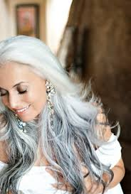 women in forties and grey hair i remember a good friend of mine telling me when we hit our forties