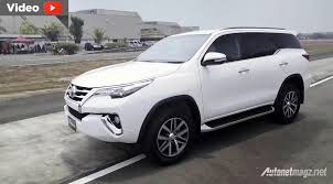 fortuner review all new toyota fortuner 2016 indonesia with video autonetmagz